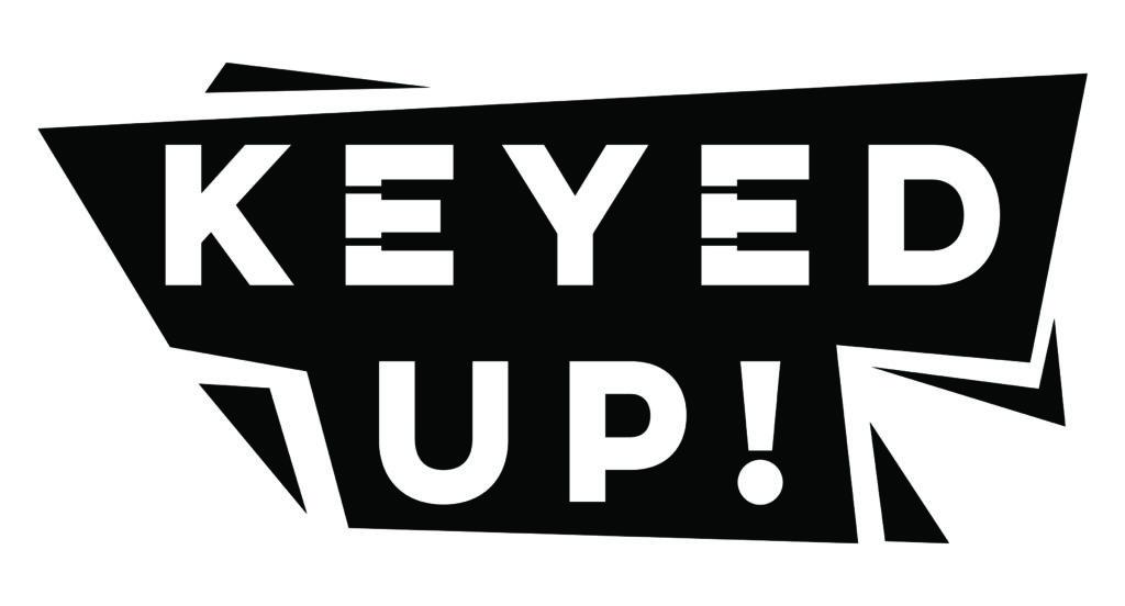 Keyed Up Logo